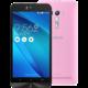 ASUS ZenFone Selfie ZD551KL, růžová  + Zdarma SIM karta Relax Mobil s kreditem 250 Kč + Zdarma GSM Asus ZenFone 2 Bumper Case Selfie ZD551KL, oranžová (v ceně 228,-)