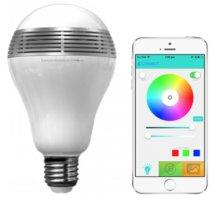 MiPow Playbulb™ Color chytrá LED Bluetooth žárovka s reproduktorem - MP-BTL100C