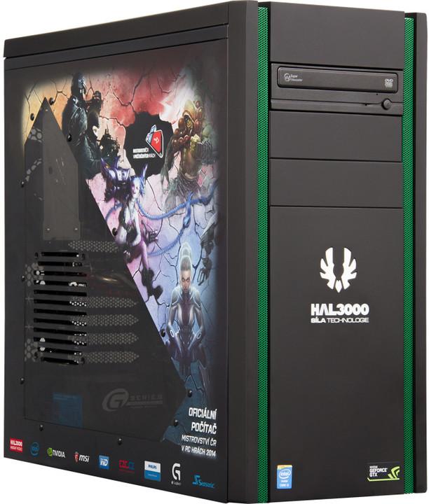 HAL3000 herní sestava MČR Extreme