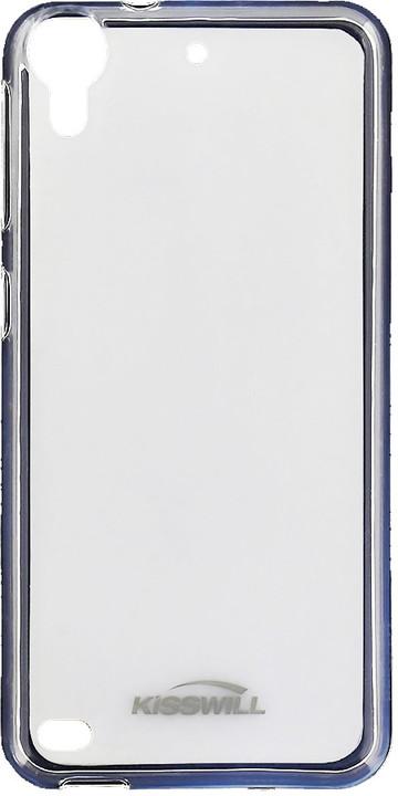 Kisswill TPU pouzdro pro HTC Desire 530, transparentní