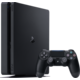 PlayStation 4 Slim, 1TB, černá + Mafia III