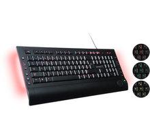CONNECT IT CI-46 podsvícená klávesnice 3 barvy, USB