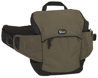 Lowepro Field Station - Olive