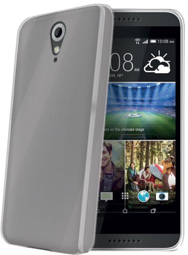 CELLY Gelskin pouzdro pro HTC Desire 620G, bezbarvé