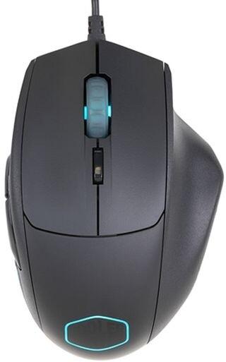 CoolerMaster MasterMouse MM520, černá