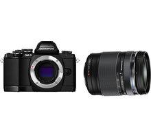Olympus E-M10 + 14-150 mm II černá/černá - V207020BE020