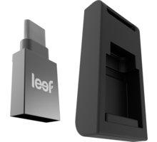 Leef BRIDGE Type-C 128GB, černý - LBC000KK128A1