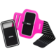 MOC Sport Armband + Slip in phone bag XL, cerise