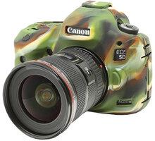 Easy Cover silikonový obal pro Canon 5D MARK II, maskáčová - ECC5D2C