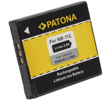 Patona baterie pro Canon NB11L 550mAh 3,6V Li-Ion