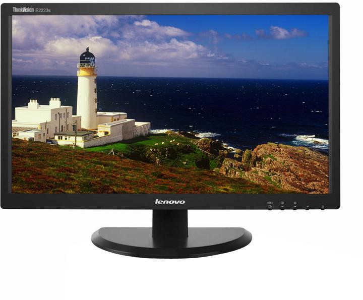 "Lenovo ThinkVision E2223s - LED monitor 22"""