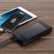 Aukey USB C Solar Power Bank 16000mAh, 1 Quick Charge 3.0