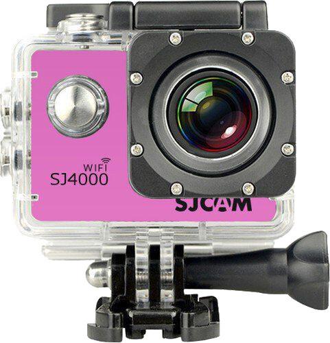 SJCAM ochranný kryt pro SJ4000, růžový