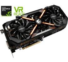 GIGABYTE GeForce GTX 1080 AORUS Xtreme Edition, 8GB GDDR5X - GV-N1080AORUS X-8GD + Kupon na hru Destiny 2, platnost od 13.6.2017 - 5.9.2017