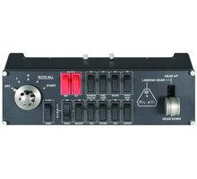 Logitech G Saitek Pro Flight Switch Panel - letecký ovladač - 945-000012