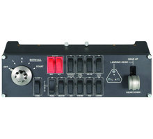 Logitech G Saitek PRO FLIGHT - Switch Panel - 945-000012