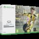 XBOX ONE S, 1TB, bílá + FIFA 17  + Hra Gears of War 4