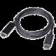 PremiumCord DisplayPort na HDMI kabel 1m M/M