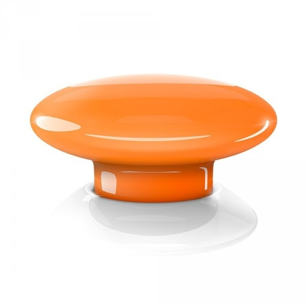 Fibaro The Button, oranžová