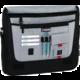 """WENGER DEVELOPER - 15"""" messenger brašna na Macbook Pro, černá"""