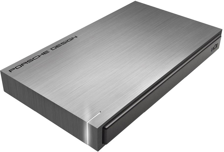 LaCie Porsche Design Mobile - 500GB