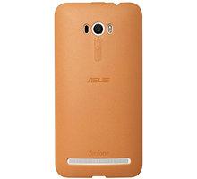 ASUS ZenFone 2 Bumper Case Selfie ZD551KL, oranžová - 90XB00RA-BSL380