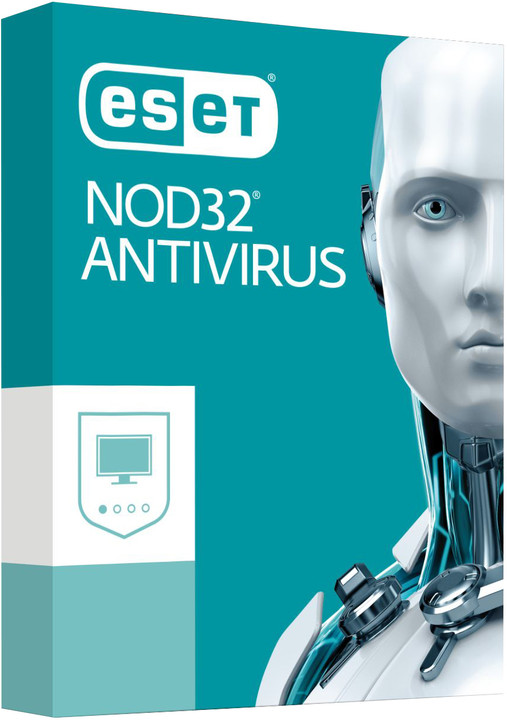 ESET NOD32 Antivirus 10 - 1 PC/1 rok