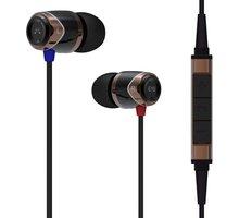 SoundMAGIC E10M, zlatá - 6949379000584