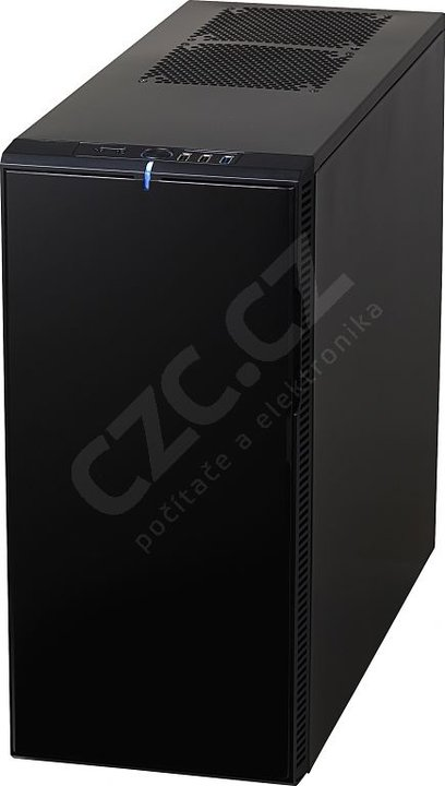 Fractal Design Define R3, USB 3.0, Black Pearl