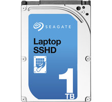 Seagate Laptop SSHD - 1TB - ST1000LM014
