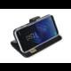 CELLY Air Pouzdro typu kniha pro Samsung Galaxy S8, PU kůže, černé