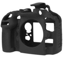 Easy Cover silikonový obal pro Nikon D800/D800E, černá - ECND800