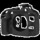 Easy Cover silikonový obal pro Nikon D800/D800E, černá