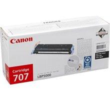 Canon CRG-707B, černý - 9424A004