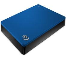 Seagate Backup Plus Portable - 5TB, modrá - STDR5000202