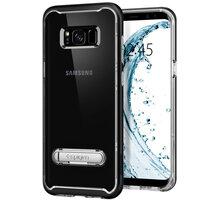 Spigen Crystal Hybrid pro Samsung Galaxy S8+, black - 571CS21126
