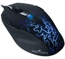 Genius X-G510, černá