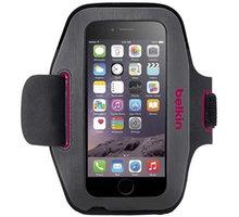 Belkin pouzdro na pazi SPORT-FIT Armband pro iPhone 6/6s, růžová - F8W500btC01