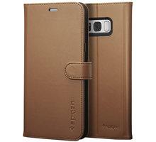 Spigen Wallet S pro Samsung Galaxy S8+, brown - 571CS21688