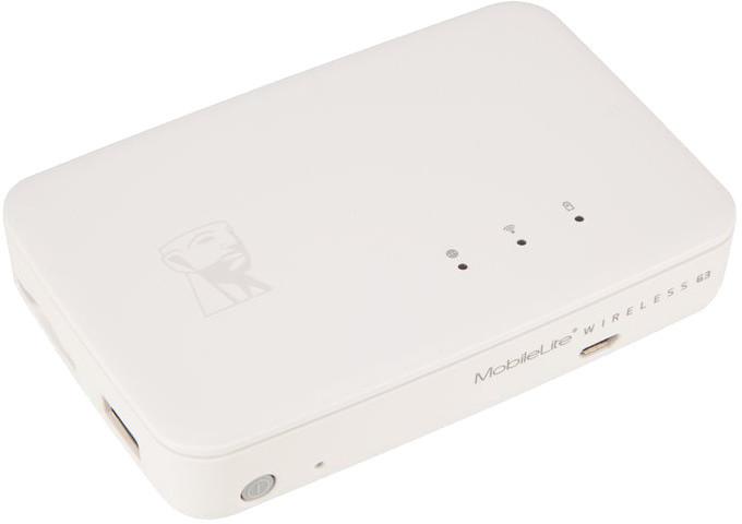 Kingston čtečka MobileLite Wireless Flash Reader G3