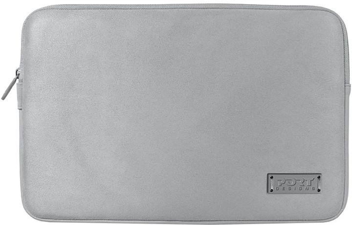 """Port Designs MILANO pouzdro na 11"""" MacBook, šedá"""