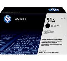 HP Q7551A, černý