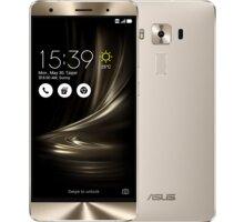 ASUS ZenFone 3 Deluxe ZS570KL-2J004WW, stříbrná + Zdarma inCharge USB-C, červený (v ceně 349,-)