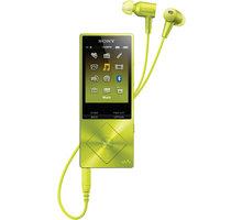 Sony NW-A25HN, 16GB, žlutá - NWA25HNY.CEW