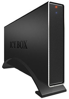 RaidSonic Icy Box IB-318StU3-B, USB 3.0