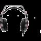 Sluchátka Ravcore Hellion, herní, přes hlavu, mikrofon, černá