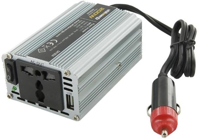 Whitenergy měnič napětí AC/DC, 24V/230V, 200W