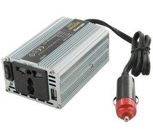 Whitenergy měnič napětí AC/DC, 24V/230V, 200W - 06578