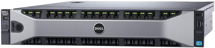 Dell PowerEdge R730xd R /E5-2620v3/16GB/4TB NLSAS/H730/2x750W/2U/Bez OS