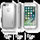 Spigen Hybrid Armor pro iPhone 7 Plus/8 Plus satin silver
